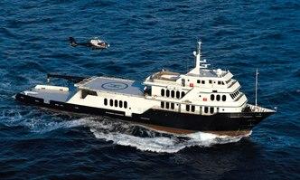 Global yacht charter Shadow Marine Motor Yacht