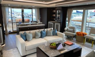 Sedative yacht charter Sunseeker Motor Yacht