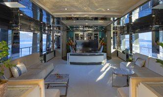Vetro yacht charter Lurssen Motor Yacht