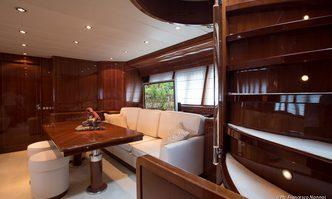 Doha yacht charter Leopard Motor Yacht