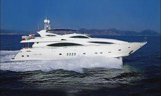 Mi Alma yacht charter Sunseeker Motor Yacht