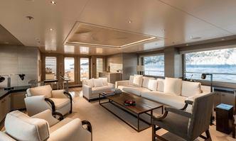 Addiction yacht charter Amels Motor Yacht
