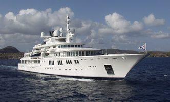 Tatoosh yacht charter Nobiskrug Motor Yacht