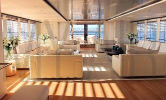 Air yacht charter Feadship Motor Yacht