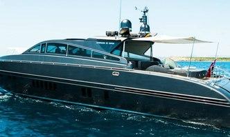 Aya yacht charter Leopard Motor Yacht