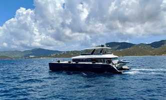 Mare Blu yacht charter Lagoon Motor Yacht