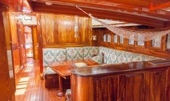 Tree Of Life yacht charter Covey Island BW Sail Yacht