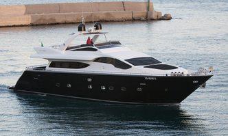 Seven Stars yacht charter Antago Yachts Motor Yacht