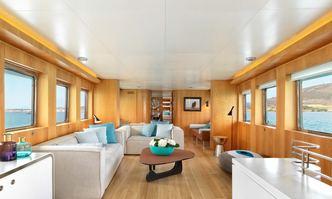 Happy Day yacht charter Benetti Motor Yacht