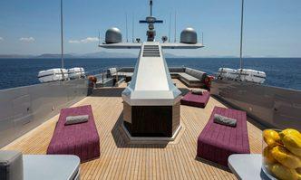 Billa yacht charter Admiral Yachts Motor Yacht