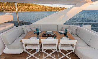 Dawo yacht charter Azimut Motor Yacht
