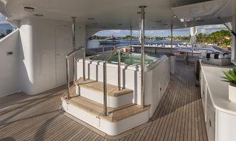 Far From It yacht charter Richmond Yachts Motor Yacht