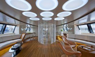 Panthalassa yacht charter Perini Navi Sail Yacht