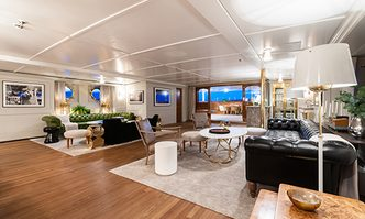 Shemara yacht charter Vosper Thornycroft Motor Yacht