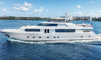 Our Heritage yacht charter Westport Yachts Motor Yacht