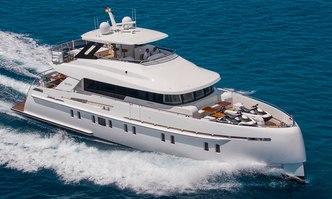 Sea Story yacht charter Vanquish Yachts Motor Yacht
