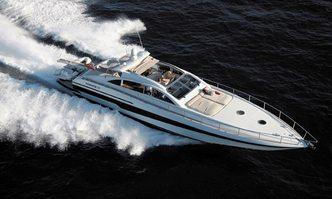 Sonamara yacht charter Pershing Motor Yacht