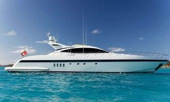 Eva yacht charter Overmarine Motor Yacht