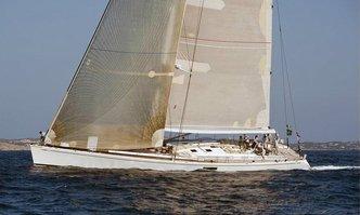 Muzuni yacht charter Nautor's Swan Sail Yacht