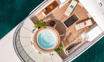 Gladiator yacht charter Feadship Motor Yacht