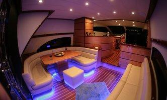 Bozyaka yacht charter Custom Motor Yacht