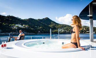 Spring yacht charter Dynamiq Motor Yacht