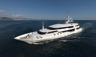 The Wellesley yacht charter Oceanco Motor Yacht
