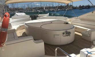 B3 yacht charter Astondoa Motor Yacht