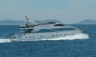 Dream B yacht charter Giant Turkey Motor Yacht
