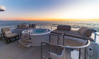 Lohanka yacht charter Hakvoort Motor Yacht