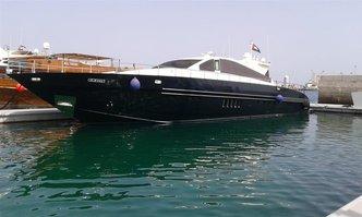 Princess Ayesha I yacht charter Leopard Motor Yacht