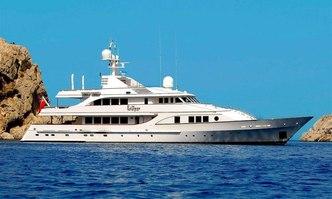 Eclipse yacht charter Feadship Motor Yacht