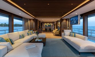 Mana I yacht charter Mulder Shipyard Motor Yacht