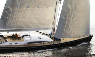 Onyx yacht charter Nautor's Swan Sail Yacht