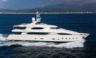 Ariela yacht charter CRN Motor Yacht