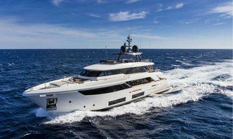 Maria Theresa yacht charter Custom Line Motor Yacht