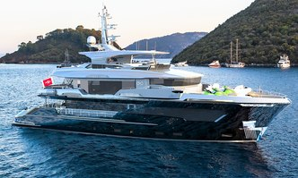 Infinity Nine yacht charter AVA Yachts Motor Yacht