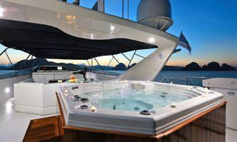 Demarest yacht charter Falcon Motor Yacht