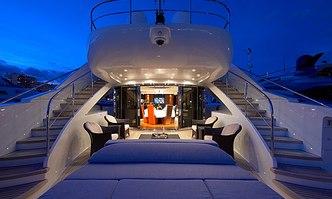 Matsu yacht charter ISA Motor Yacht