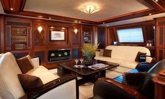 Tiara yacht charter Alloy Yachts Sail Yacht
