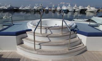 I Sea yacht charter Palmer Johnson Motor Yacht