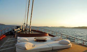 Carpe Diem IV yacht charter Carpe Diem Motor/Sailer Yacht
