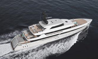 Cloud 9 yacht charter Sanlorenzo Motor Yacht