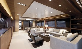 Anything Goes IV yacht charter Riva Motor Yacht