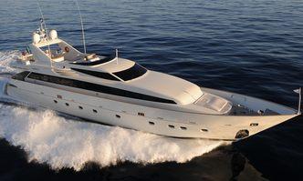 Rena N yacht charter Admiral Yachts Motor Yacht