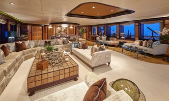 Cocoa Bean yacht charter Trinity Yachts Motor Yacht