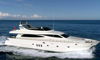 Effe yacht charter Canados Motor Yacht