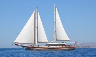 Double Eagle yacht charter Fethiye Shipyard Motor/Sailer Yacht