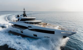 Mia yacht charter Gulf Craft Motor Yacht