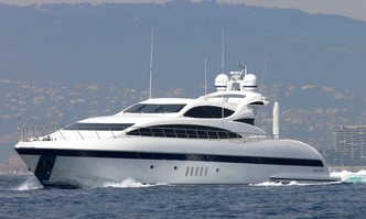 Phantom yacht charter Overmarine Motor Yacht